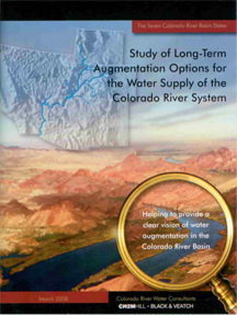 Colorado River augmentation study