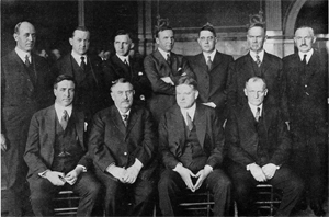 Commissioners of the Colorado River Compact
