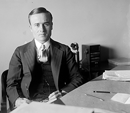 Northcutt Ely in 1929, Department of the Interior